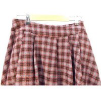 Image of sara berman harris tweed pleated skirt sara berman - Size: S - Multi-coloured - Pleated skirt