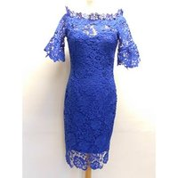 Image of PAPER DOLLS - Size: 12 - Blue - Evening dress