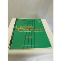 Ukulele in the Classroom - Book 1 - C6 Tuning - Sheet Music