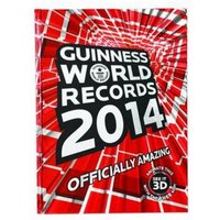 Image of Guinness world records 2014