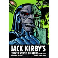 Image of Jack Kirby's Fourth world omnibus. Volume 4 - Rare graphic novel with 424 pages. In VGC
