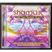 Image of Shamur: Let the Music Play