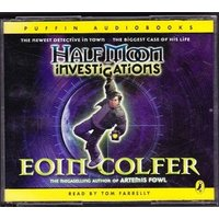 Image of Eoin Colfer Half Moon Investigations