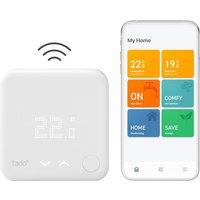 tado Starter Kit - Wireless Smart Thermostat V3+ - DIY Install - White