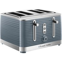 Russell Hobbs Inspire 24383 4 Slice Toaster - Grey