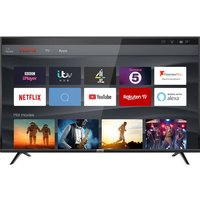 """TCL 55DP628 55"""" Smart 4K Ultra HD TV with HDR10 and Freeview Play"""