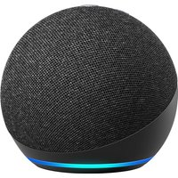 Amazon Echo Dot (4th Gen) Smart Speaker with Amazon Alexa - Charcoal
