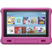 """Amazon Fire HD Kids Edition 10.1"""" 32GB Wifi Tablet with Alexa [2019] - Pink"""