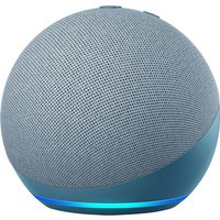 Amazon Echo Dot (4th Gen) Smart Speaker with Amazon Alexa - Blue