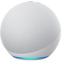 Amazon Echo (4th Gen) Smart Speaker with Amazon Alexa - White