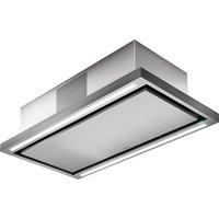 Elica Cloud Seven 90cm Re-circulating Ceiling Cooker Hood, Stainless Steel