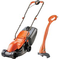 Flymo Easimo Bundle Rotary Lawnmower Electric Mower & Grass Trimmer