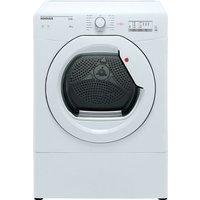 Hoover HLV10LG Vented Tumble Dryer, 10kg Load, C Energy Rating, White