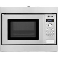 Neff H53W50N3GB Built-In Microwave, Stainless Steel