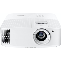 Optoma UHD42 4K 2160p HDR 3D Projector, 3400 Lumens