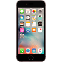 Apple iPhone 6 (64GB Space Grey Pre-Owned Grade A) at £100.00 on No contract £5.06 a month.