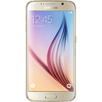 Samsung Galaxy S6 (32GB Gold Platinum Pre-Owned Grade A) at £25.00 on No contract £23.64 a month.
