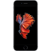 Apple iPhone 6s (64GB Space Grey Pre-Owned Grade B) at £25.00 on No contract £9.86 a month.