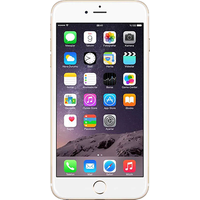Apple iPhone 6s (64GB Gold Pre-Owned Grade A) at £209.00 on No contract.