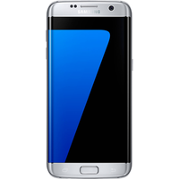 Samsung Galaxy S7 Edge (32GB Silver Refurbished Grade A)