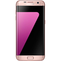 Samsung Galaxy S7 (32GB Pink Gold Pre-Owned Grade A) at £25.00 on No contract £32.45 a month.