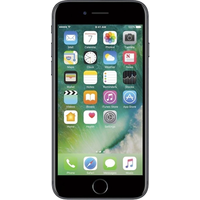 Apple iPhone 7 (32GB Black Refurbished Grade A) at £200.00 on goodybag 500MB with 300 mins; 500 texts; 500MB of 4G data. £13.29