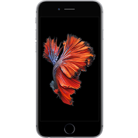 Apple iPhone 6s (32GB Space Grey Pre-Owned Grade A) at £25.00 on No contract £28.93 a month.