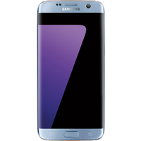 Samsung Galaxy S7 Edge (32GB Coral Blue Pre-Owned Grade A) at £100.00 on No contract £5.91 a month.