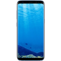 Samsung Galaxy S8 Plus (64GB Coral Blue Pre-Owned Grade C) at £299.00 on No contract.