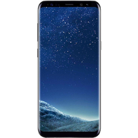 Samsung Galaxy S8 Plus (64GB Midnight Black Pre-Owned Grade C) at £50.00 on No contract £10.38 a month.