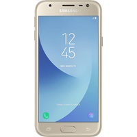 Samsung Galaxy J3 (2017) (16GB Gold Refurbished Grade A)