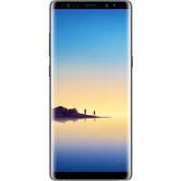 Samsung Galaxy Note 8 (64GB Midnight Black Pre-Owned Grade A) at £359.00 on No contract.