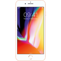 Apple iPhone 8 Plus (256GB Gold) at £25.00 on goodybag 8GB with UNLIMITED mins; UNLIMITED texts; 8000MB of 4G data. £67.07 a mon