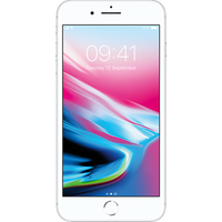 Apple iPhone 8 Plus (256GB Silver Pre-Owned Grade C) at £200.00 on No contract £21.13 a month.