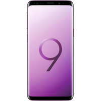 Samsung Galaxy S9 (64GB Lilac Purple Pre-Owned Grade B) at £25.00 on No contract £53.62 a month.
