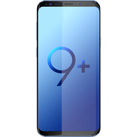 Samsung Galaxy S9 Plus (128GB Coral Blue) at £50.00 on goodybag 6GB with UNLIMITED mins; UNLIMITED texts; 6000MB of 4G data. £47