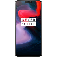 OnePlus 6 Dual SIM (64GB Mirror Black Pre-Owned Grade B) at £25.00 on No contract £13.69 a month.