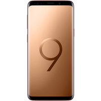 Samsung Galaxy S9 Plus (256GB Sunrise Gold Refurbished Grade A)