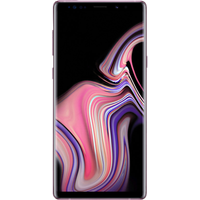Samsung Galaxy Note9 (128GB Lavender) at £100.00 on goodybag 10GB with UNLIMITED mins; UNLIMITED texts; 10000MB of 4G data. £50.
