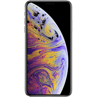 Apple iPhone XS Max (512GB Silver Pre-Owned Grade A) at £50.00 on No contract £67.11 a month.