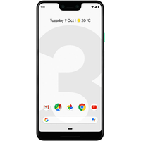 Google Pixel 3 XL (64GB Clearly White) at £200.00 on goodybag 10GB with UNLIMITED mins; UNLIMITED texts; 10000MB of 4G data. £11