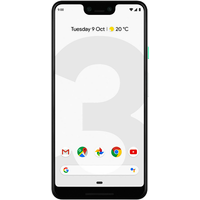 Google Pixel 3 XL (128GB Clearly White)