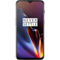 OnePlus 6T Dual SIM 6GB RAM (128GB Mirror Black) at £25.00 on goodybag 20GB with UNLIMITED mins; UNLIMITED texts; 20000MB of 4G