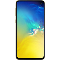 Samsung Galaxy S10e (128GB Canary Yellow) at £199.99 on Red Extra (24 Month(s) contract) with UNLIMITED mins; UNLIMITED texts; 30000MB of 4G data. £34.00 a month (Consumer Upgrade Price).