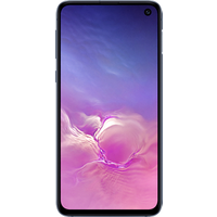 Samsung Galaxy S10e (128GB Prism Black) at £50.00 on goodybag 20GB with UNLIMITED mins; UNLIMITED texts; 20000MB of 4G data. £59