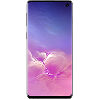 Samsung Galaxy S10 (128GB Prism Black) at £200.00 on goodybag 10GB with UNLIMITED mins; UNLIMITED texts; 10000MB of 4G data. £39