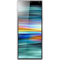 Sony Xperia 10 Plus (64GB Silver)