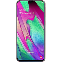 Samsung Galaxy A40 (64GB Coral)