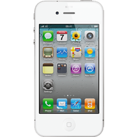 Apple iPhone 4 (8GB White Refurbished)
