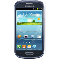 Samsung Galaxy S3 Mini (Pebble Blue)